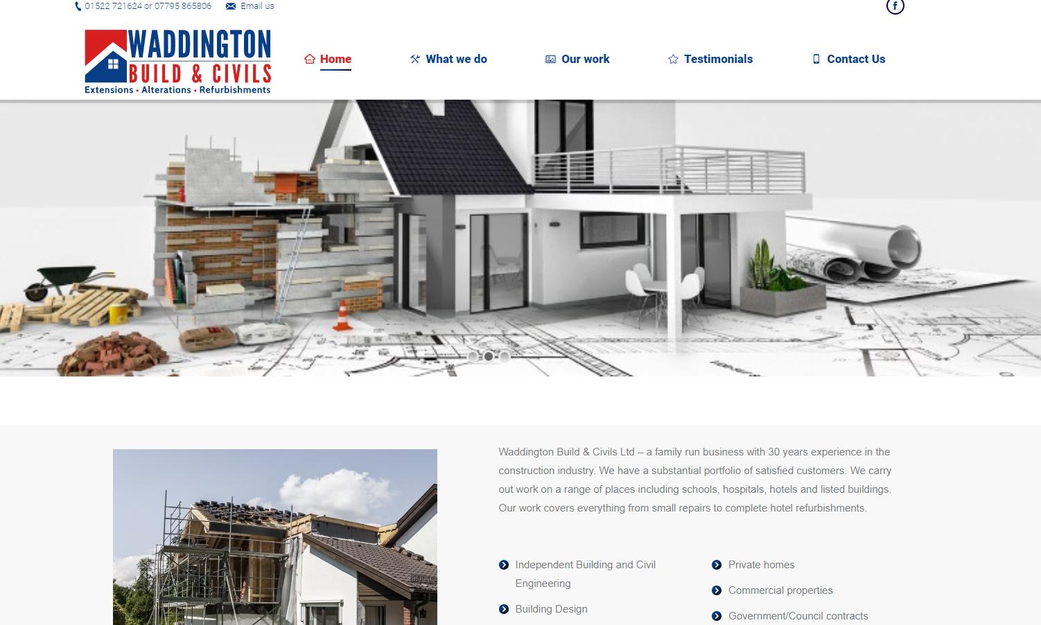 Waddington Build